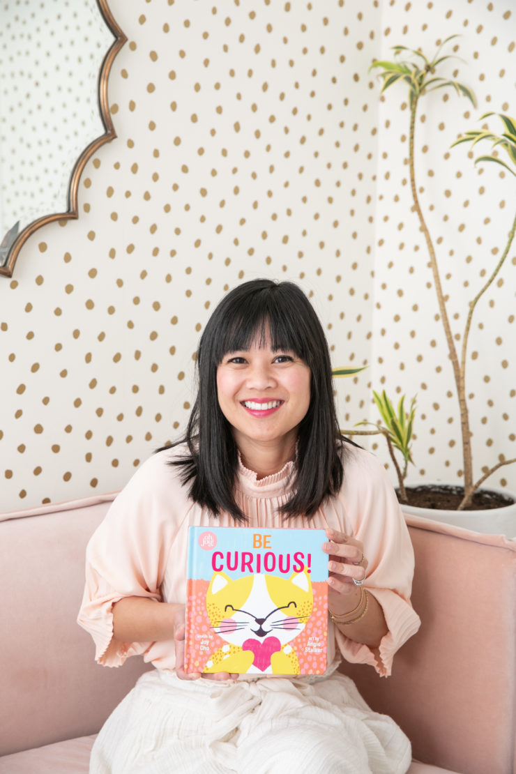 'Be Curious!' Bedtime Stories with Oh Joy!