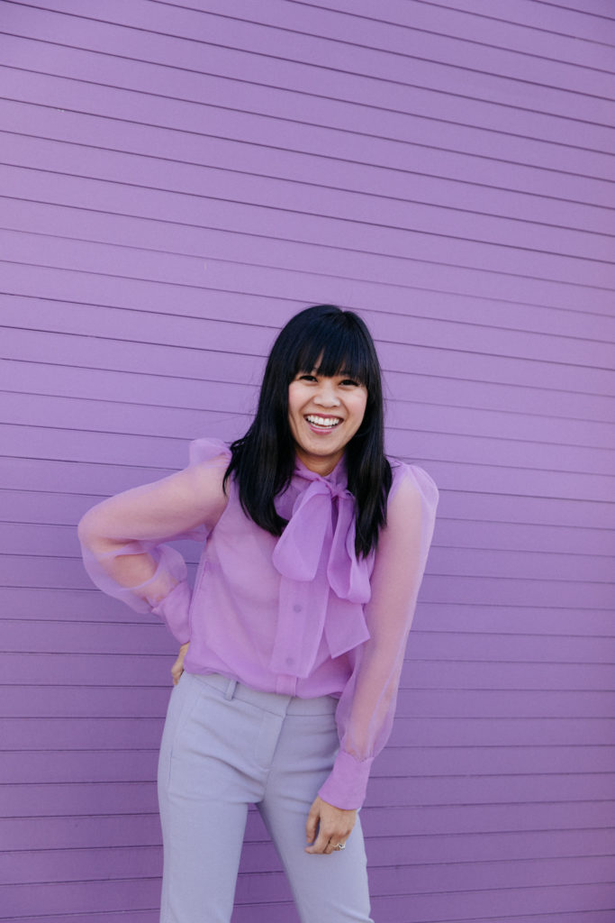 Joy Cho, founder of Oh Joy!