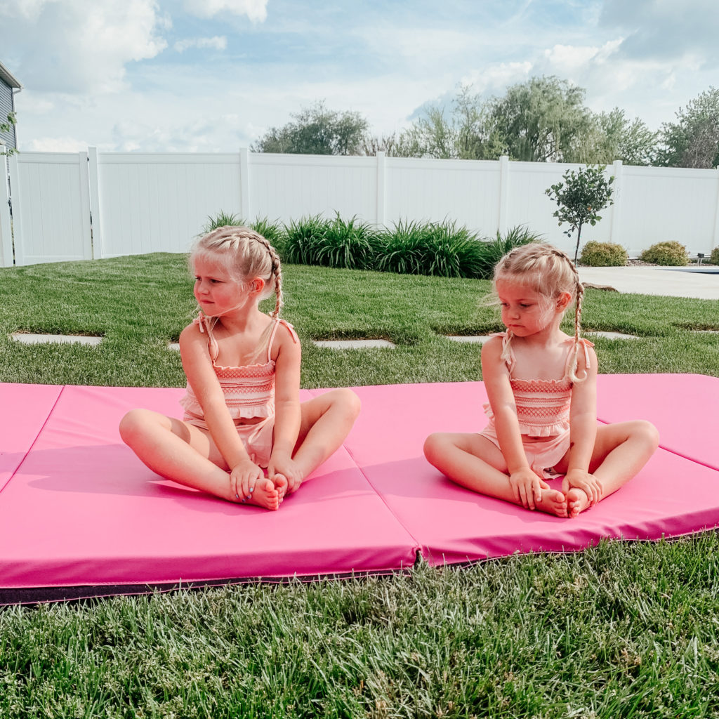 8 Yoga Poses for Kids: Butterfly Pose