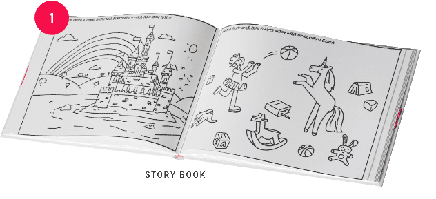 story book print out