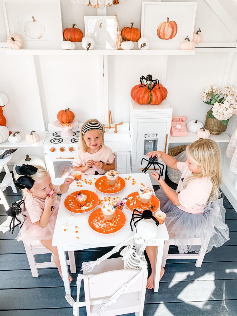 Easy Kid-Approved Pumpkin Spice Latte Recipe with Babes