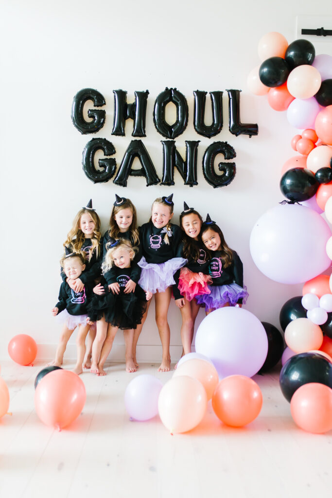 Epic Ghoul Gang Halloween Party Full Ghoul Gang