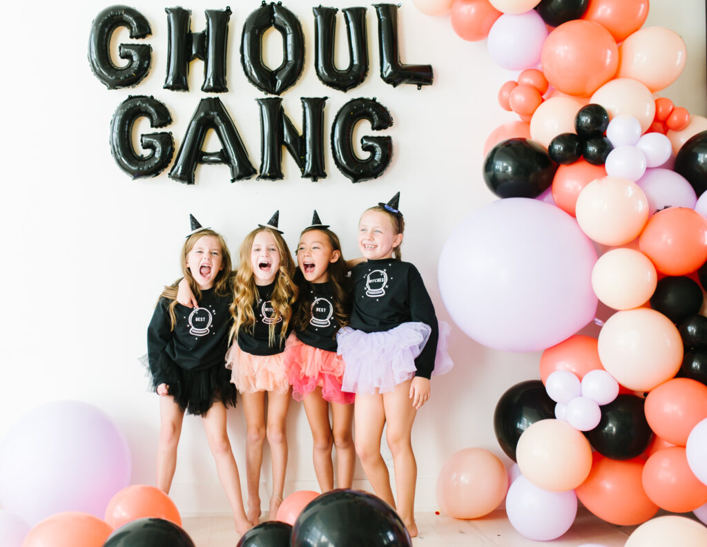Epic Ghoul Gang Halloween Party iloveplum dresses