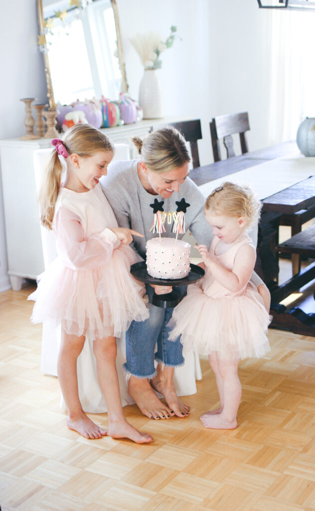 Easy PINK a Boo Cake Recipe With the Girls