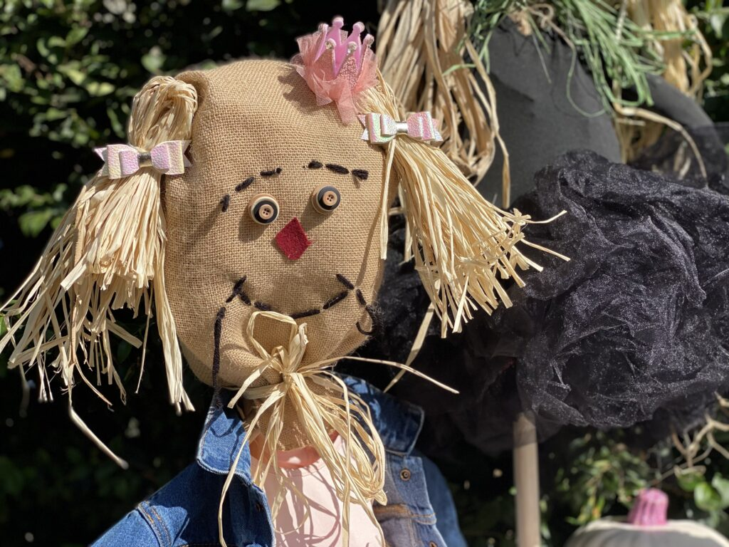 Plum Perfect DIY Scarecrows Step 14