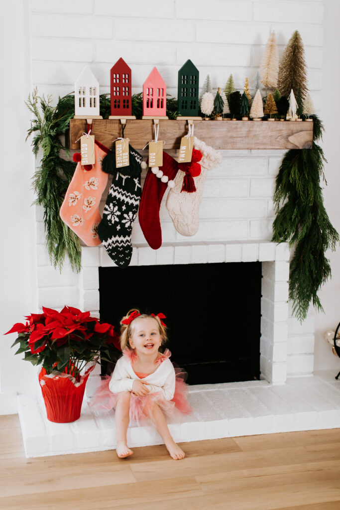 Easy 4 Step DIY Stocking Tags with Goldie