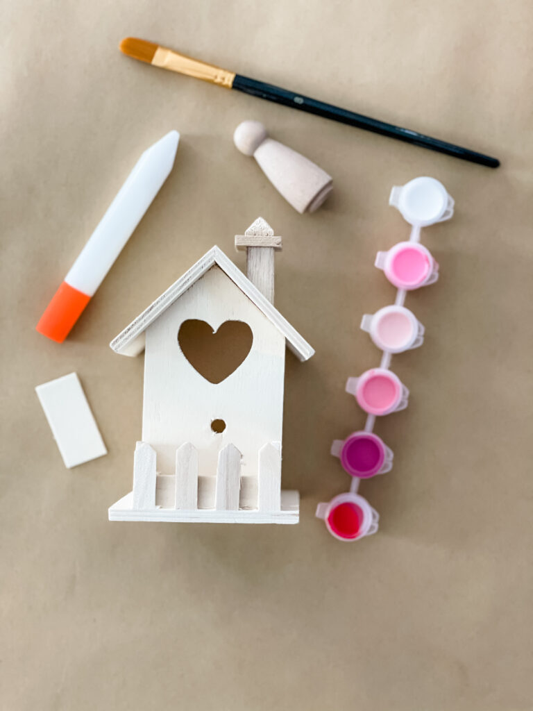 DIY Magical Valentine's Fairy Garden Step 2