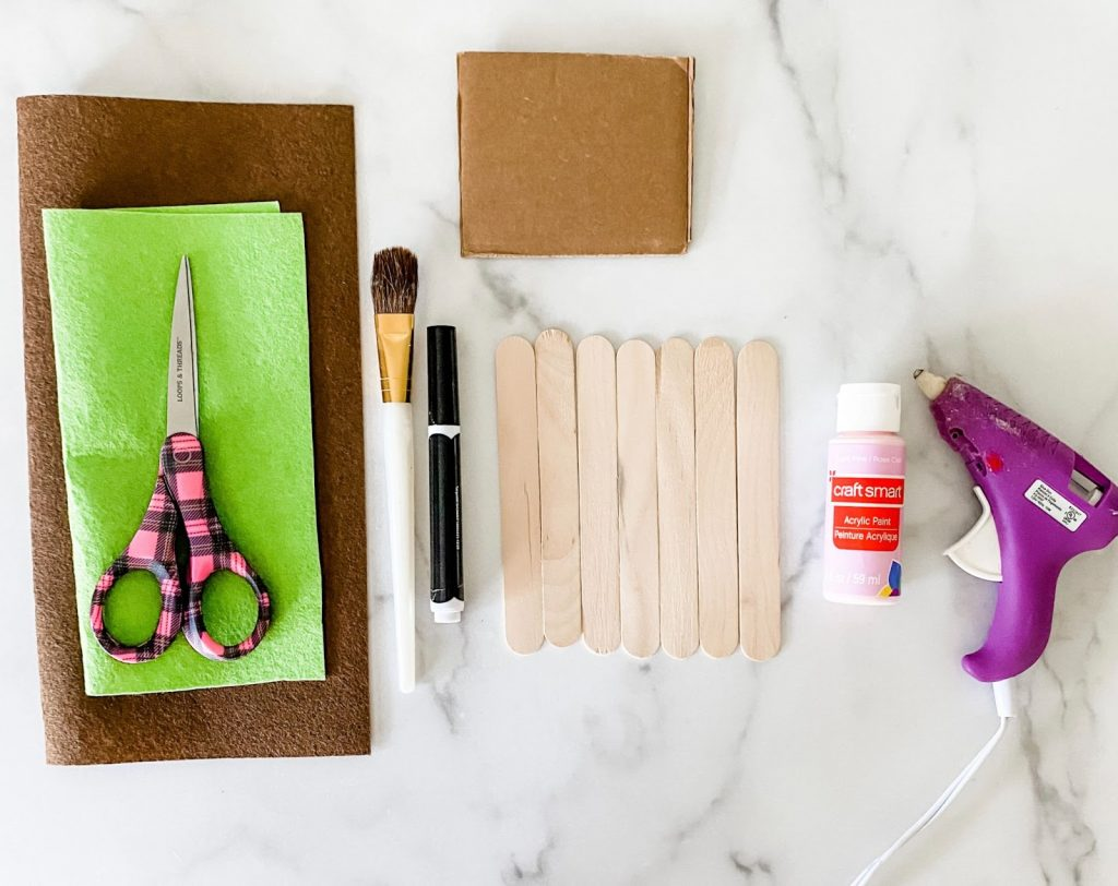 Back to School Craft materials